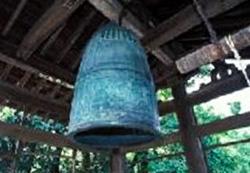 福岡 日本最古の寺院の鐘
