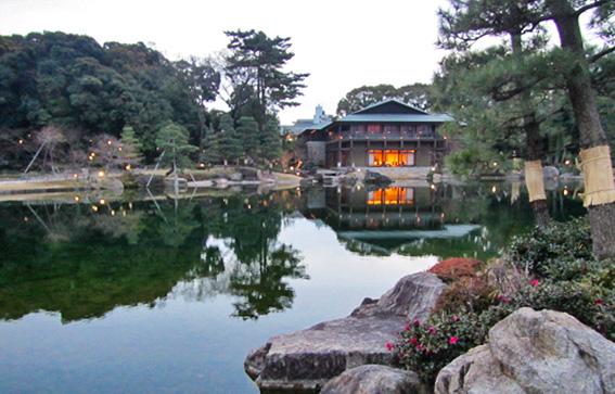 名古屋 徳川園